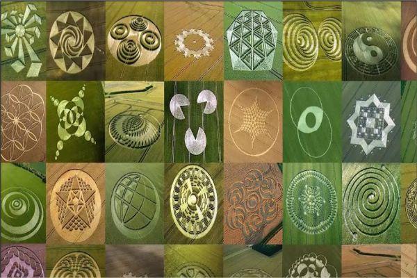 Vòng tròn bí ẩn trên những CÁNH ĐỒNG | Xetot360